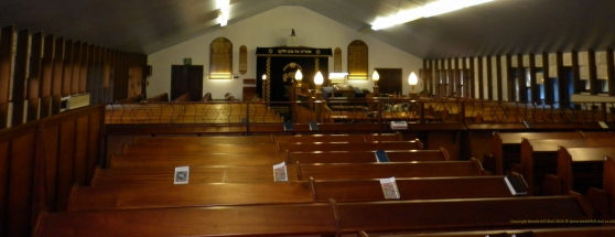 Meade Hill Shul from back
